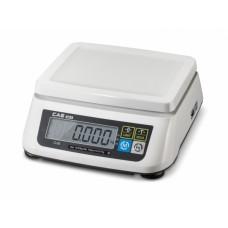 Весы электронные порционные CAS SWN-6