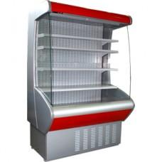 Витрина холодильная CARBOMA ВХСп-0,7 горка