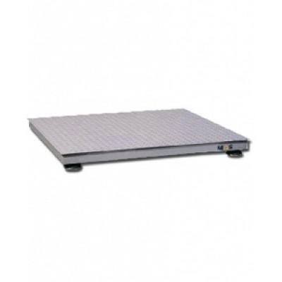 Весы платформенные без индикатора MAS PM4P-1500 (платформа 1500х1500)
