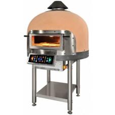 Печь для пиццы MORELLO FORNI ротационная FRV100 CUPOLA