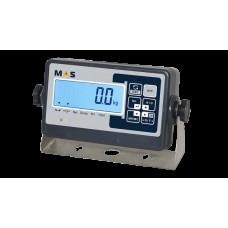 Индикатор весовой с жидкокристаллическим дисплеем с кронштейном для крепления на стену MAS MI-B