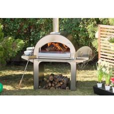 Печь для пиццы ALFAPIZZA на дровах 4 PIZZE