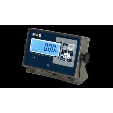 Индикатор весовой жидкокристаллическим дисплеем пылевлагозащищенный с кронштейном MAS MI-H