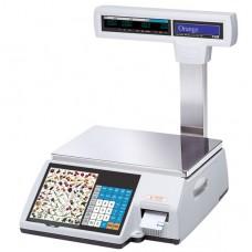 Весы электронные торговые CAS CL5000-15P TCP-IP