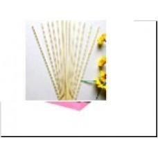 Палочки бамбуковые для сахарной ваты GASTRORAG CC-280 (100 шт.)