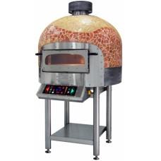 Печь для пиццы MORELLO FORNI ротационная FRV100 сUPOLA MOSAIC