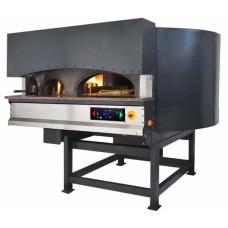 Печь для пиццы MORELLO FORNI ротационная газ/дрова MR110
