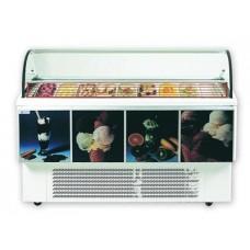 Холодильная витрина для мороженого UDR 9BI (канапе, подсветка)