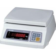 Весы электронные порционные CAS SW II-5