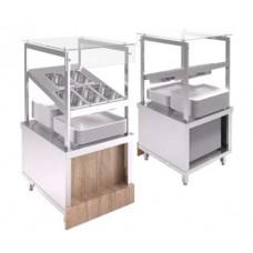 Диспенсер для столовых приборов REFETTORIO RD10A