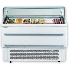 Холодильная витрина для мороженого UDR 7B (крашеный корпус)