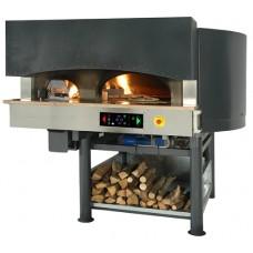 Печь для пиццы MORELLO FORNI ротационная MRE130