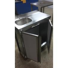 Модуль с ванной моечной
