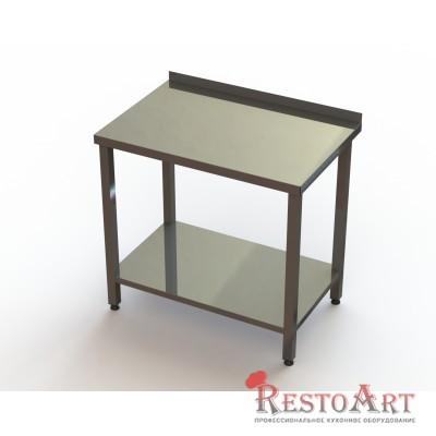 Стол производственный СБП RestoArt 1000х600х850
