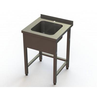 Ванна моечная 1 секционная BM1 RestoArt 800х700х850