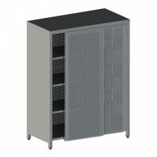 Шкаф для хлеба ШДКп 1000х600х1800 RestoArt