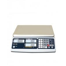 Весы электронные торговые MAS MR1-15