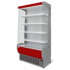 Горка холодильная Марихолодмаш Флоренция ВХСП-0,8 (красная)