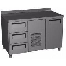Холодильный шкаф горизонтальный 2GN/NT ПОЛЮС-31 (оц)