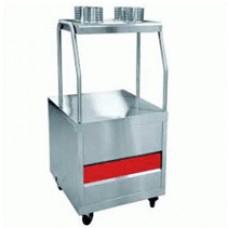 Прилавок для столовых приборов ABAT ПСП-70ПМ /вся нерж./