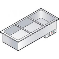 Прилавок для 1 и 2 блюд EMAINOX IBM2
