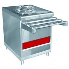 Прилавок ABAT ПТЭ-70КМ-80 для подогрева тарелок