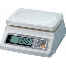 Весы электронные порционные CAS SW-5 (DD)