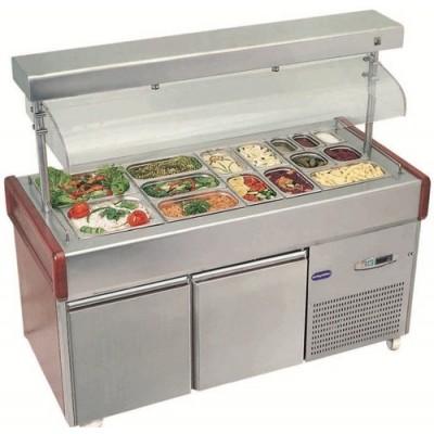 холодильник для фаст-фуда