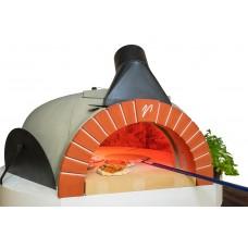 Печь для пиццы VALORIANI на дровах Vesuvio 100 GR