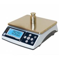 Весы электронные порционные MAS MSC-05D (два дисплея)