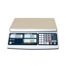 Весы электронные торговые MAS MR1-06