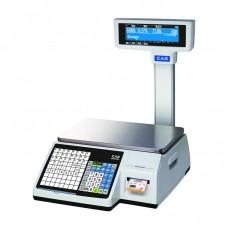Весы электронные торговые CAS CL-5000J-15IB