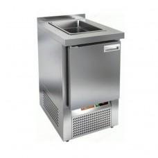 Cтол охлаждаемый для салатов HICOLD SLE3-1GN (без крышки)