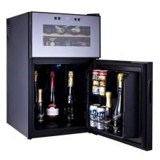 Шкаф холодильный для вина GASTRORAG BCWH-68